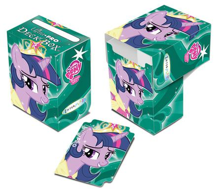 Ultra Pro Deck Box, My Little Pony - Twilight Sparkle