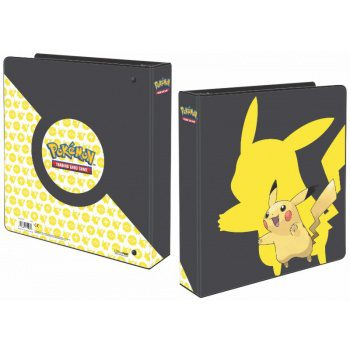 "Ultra Pro Pokemon Album 2"" Binder Pikachu"