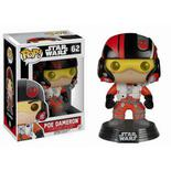 Funko POP! Star Wars Episode VII The Force Awakens - Poe Dameron Vinyl Figure 10cm
