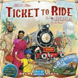 Ticket to Ride Map Collection Vol. 2: India & Switzerland