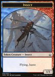 Insect Token 1/1 - Hour of Devastation