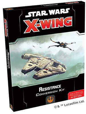 Star Wars X-Wing Miniatures Game Second Edition Resistance Conversion Kit