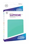 Ultimate Guard Supreme UX Sleeves Matte Turquoise (80pcs)