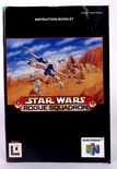 Star Wars Rogue Squadron (Manual)
