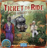 Ticket to Ride Map Collection Vol. 3: Africa