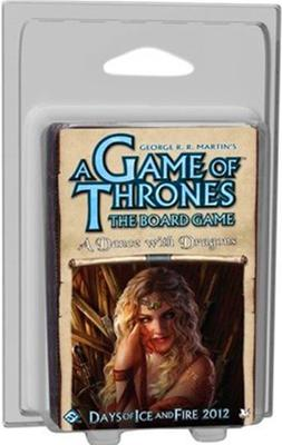 Game of Thrones Board Game (2nd Ed): A Dance With Dragons