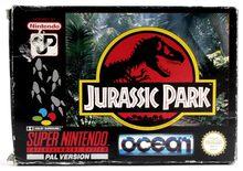 Jurassic Park - SNES