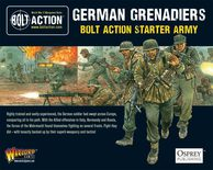 Bolt Action German Grenadiers Starter Army