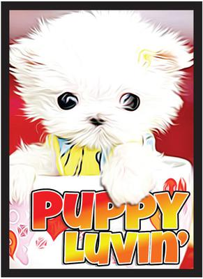 Legion Sleeves Puppy Luvin' 66mm x 91mm (50pcs)