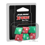 Star Wars X-Wing Second Edition Dice Pack