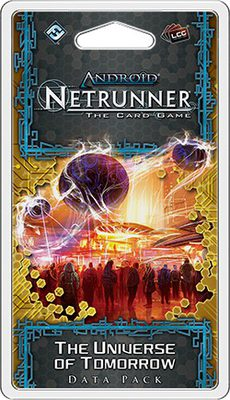 Android Netrunner LCG: Universe of Tomorrow Data Pack