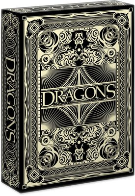 Playing Cards: Draco Magi