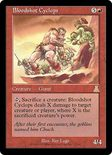 Bloodshot Cyclops - Urza's Destiny
