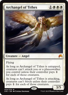 Archangel of Tithes - Magic Origins