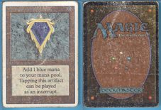Mox Sapphire (157) - Unlimited (2nd) Edition