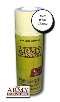 Army Painter Spray, White
