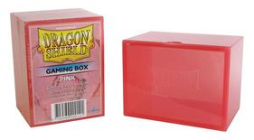 Dragon Shield Deck Box, Pink