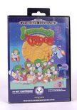 Lemmings 2 The Tribes - Mega Drive