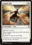 Angelic Gift - Battle for Zendikar