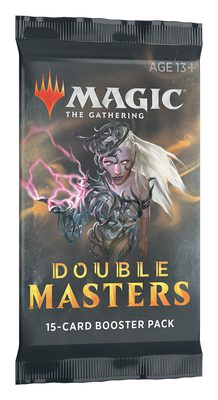 Double Masters Draft Booster
