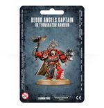 Blood Angels Captain In Terminator Armour