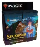 Strixhaven: School of Mages Collector Booster Display