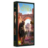 7 Wonders Second Edition: Cities (English)