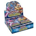 Yu-Gi-Oh Genesis Impact Booster Display Box