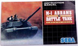 Abrams Battle Tank (Manual)