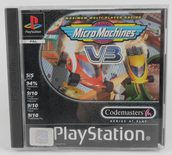 Micro Machines V3 - PS1