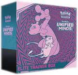 Pokemon SM11: Sun & Moon Unified Minds Elite Trainer Box
