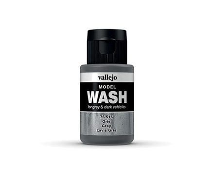 Vallejo Model Wash: Grey
