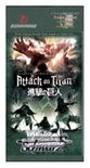 Weiss Schwarz: Attack on Titan Vol. 2 Booster