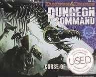 Dungeons & Dragons Dungeon Command: Curse Of Undeath *USED*