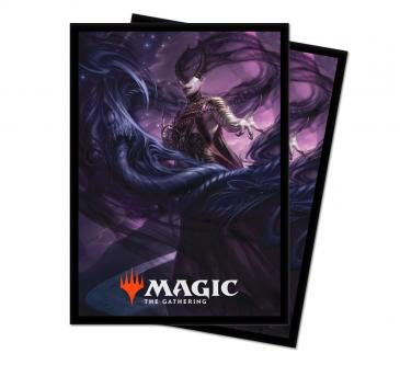 Ultra Pro MTG Theros Beyond Death Deck Protector Standard Sleeves: Ashiok, Nightmare Muse (100ct)