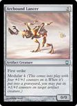 Arcbound Lancer - Darksteel