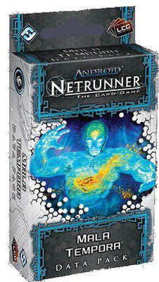 Android Netrunner LCG: Mala Tempora Data Pack