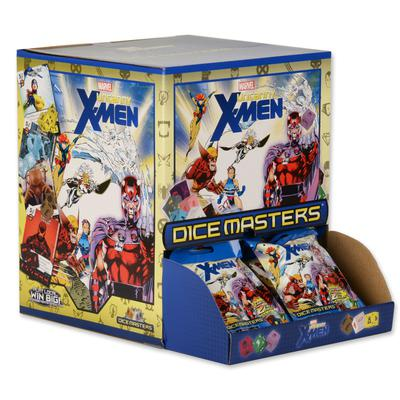 Marvel Dice Masters: Set 2 Uncanny X-Men Gravity Feed Foil Pack