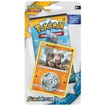 Pokemon SM1: Sun & Moon Checklane Blister Rockruff