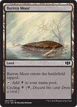 Barren Moor - Commander 2014