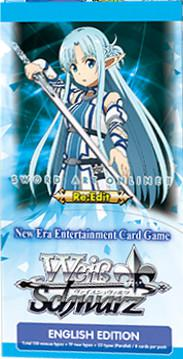 Weiss Schwarz: Sword Art Online Re: Edit Booster
