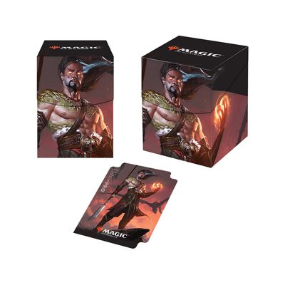 Ultra Pro Deck Box Core Set 2019: Sarkhan, Fireblood 100+