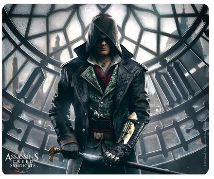 Assasin's Creed Mousepad: Jacob in Big Ben