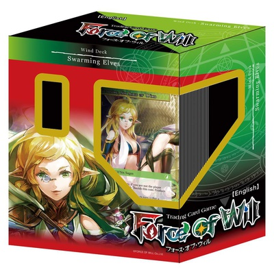 Force of Will Lapis Cluster Starter Deck: Swarming Elves (Wind)