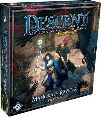 Descent (2nd Ed): Manor of Ravens