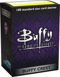 Dragon Shield Art Sleeves Standard Size Buffy the Vampire Slayer: Buffy Crest (100ct)