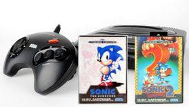 Sega Mega Drive II Sonic Bundle!