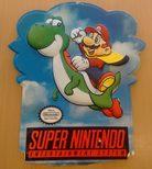 Super Nintendo Store Sign Mario & Yoshi