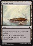 Barren Moor - Commander Anthology