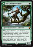 Nissa, Vastwood Seer - From the Vault: Transform